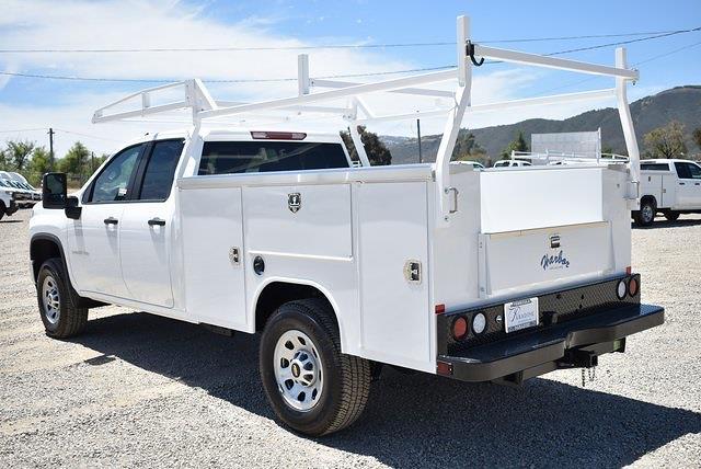 2021 Chevrolet Silverado 3500 Double Cab 4x4, Harbor TradeMaster Utility #M21436 - photo 6