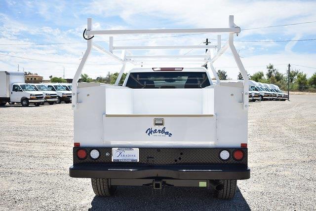 2021 Chevrolet Silverado 3500 Double Cab 4x4, Harbor TradeMaster Utility #M21436 - photo 7