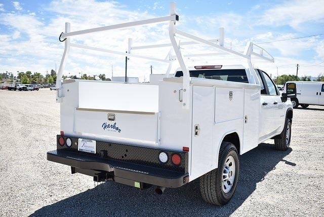 2021 Chevrolet Silverado 3500 Double Cab 4x4, Harbor TradeMaster Utility #M21436 - photo 2
