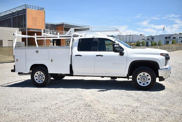 2021 Chevrolet Silverado 3500 Double Cab 4x4, Harbor TradeMaster Utility #M21436 - photo 8