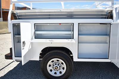 2021 Chevrolet Silverado 3500 Double Cab 4x4, Harbor TradeMaster Utility #M21436 - photo 9