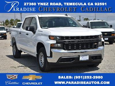 2021 Chevrolet Silverado 1500 Crew Cab 4x2, Pickup #M21444 - photo 1