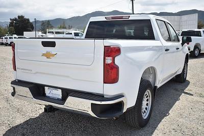 2021 Chevrolet Silverado 1500 Crew Cab 4x2, Pickup #M21444 - photo 2