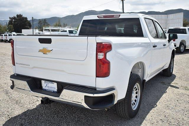 2021 Chevrolet Silverado 1500 Crew Cab 4x2, Pickup #M21446 - photo 1