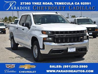 2021 Chevrolet Silverado 1500 Crew Cab 4x2, Pickup #M21446 - photo 1