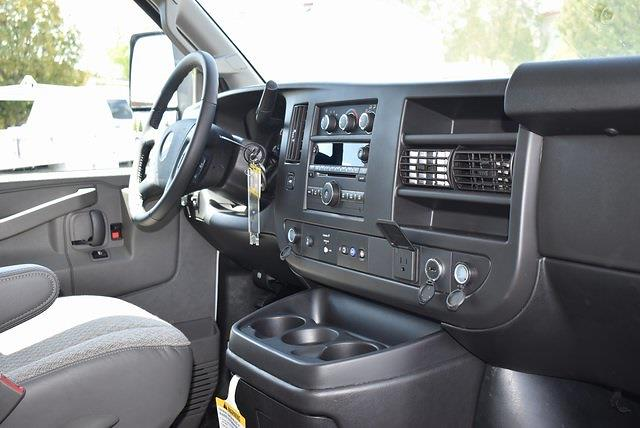 2021 Chevrolet Express 3500 4x2, Supreme Spartan Cargo Straight Box #M21450 - photo 11
