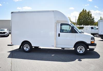 2021 Chevrolet Express 3500 4x2, Supreme Spartan Cargo Straight Box #M21450 - photo 8