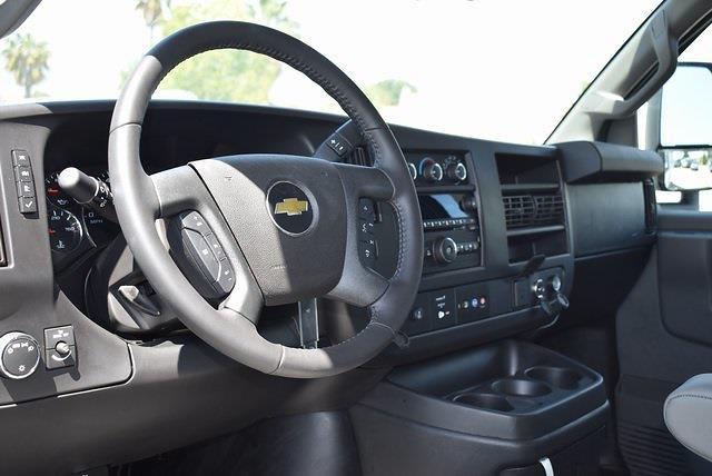 2021 Chevrolet Express 3500 4x2, Supreme Spartan Cargo Straight Box #M21451 - photo 13