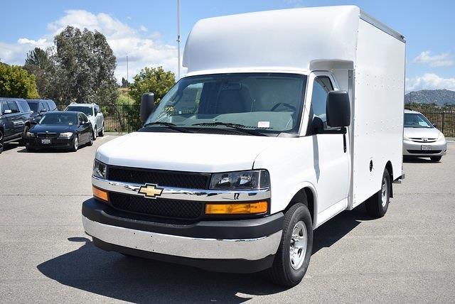 2021 Chevrolet Express 3500 4x2, Supreme Spartan Cargo Straight Box #M21451 - photo 4