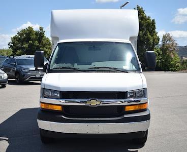 2021 Chevrolet Express 3500 4x2, Supreme Spartan Cargo Straight Box #M21451 - photo 3