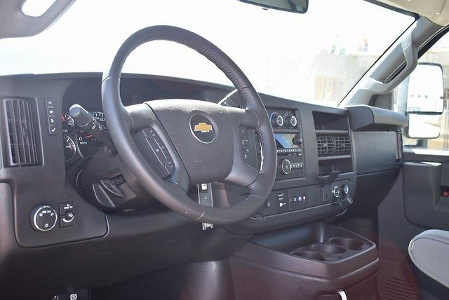 2021 Chevrolet Express 3500 4x2, Supreme Spartan Cargo Straight Box #M21452 - photo 12
