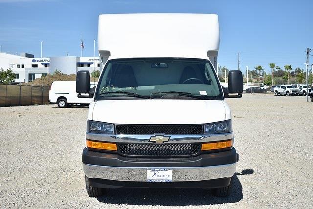 2021 Chevrolet Express 3500 4x2, Supreme Spartan Cargo Straight Box #M21452 - photo 3
