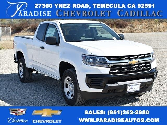 2021 Chevrolet Colorado Extended Cab 4x2, Pickup #M21456 - photo 1