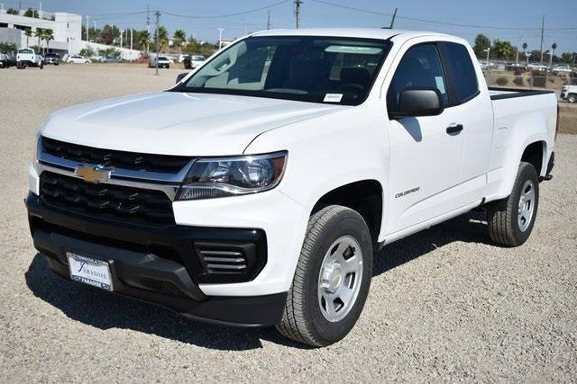 2021 Chevrolet Colorado Extended Cab 4x2, Pickup #M21456 - photo 4