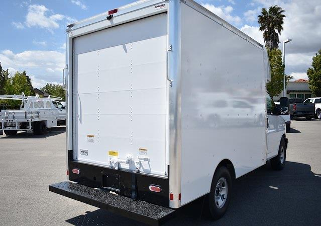 2021 Chevrolet Express 3500 4x2, Supreme Spartan Cargo Straight Box #M21457 - photo 2