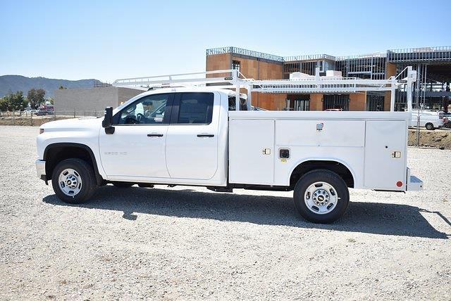 2021 Chevrolet Silverado 2500 Double Cab 4x2, Reading SL Service Body Utility #M21460 - photo 5