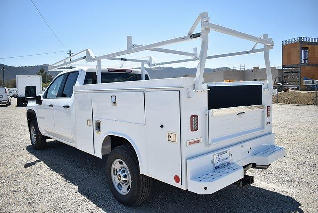2021 Chevrolet Silverado 2500 Double Cab 4x2, Reading SL Service Body Utility #M21460 - photo 6