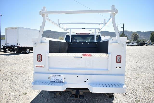 2021 Chevrolet Silverado 2500 Double Cab 4x2, Reading SL Service Body Utility #M21460 - photo 7