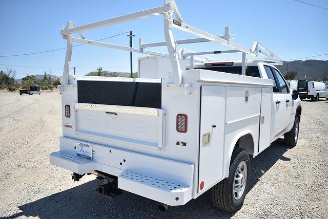 2021 Chevrolet Silverado 2500 Double Cab 4x2, Reading SL Service Body Utility #M21463 - photo 2