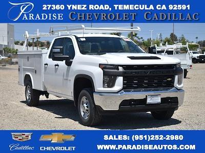 2021 Chevrolet Silverado 2500 Double Cab 4x2, Reading SL Service Body Utility #M21463 - photo 1
