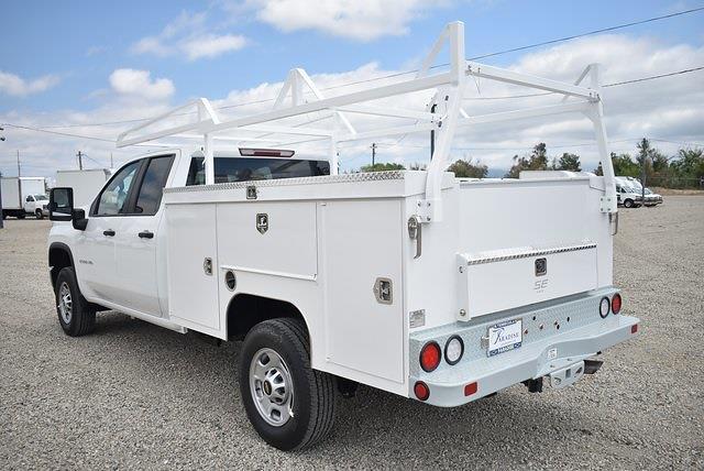 2021 Chevrolet Silverado 2500 Double Cab 4x2, Scelzi Signature Utility #M21468 - photo 6