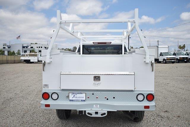 2021 Chevrolet Silverado 2500 Double Cab 4x2, Scelzi Signature Utility #M21468 - photo 7