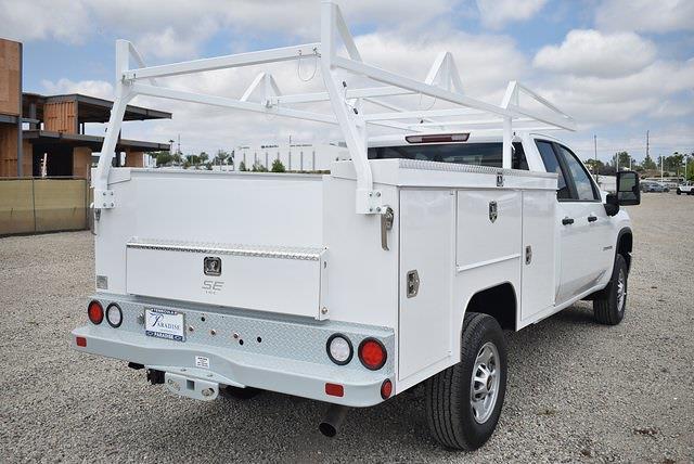 2021 Chevrolet Silverado 2500 Double Cab 4x2, Scelzi Signature Utility #M21470 - photo 2