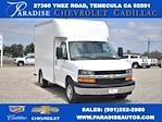 2021 Chevrolet Express 3500 4x2, Supreme Spartan Cargo Straight Box #M21477 - photo 1