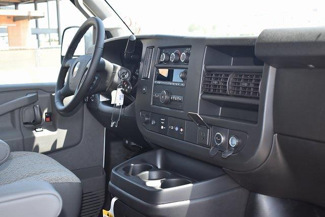 2021 Chevrolet Express 2500 4x2, Masterack General Service Upfitted Cargo Van #M21482 - photo 10