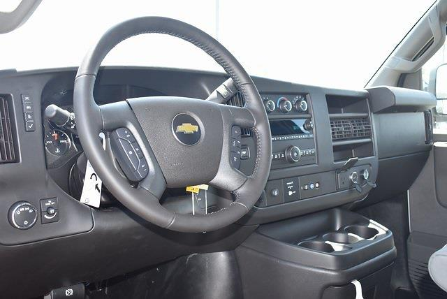 2021 Chevrolet Express 2500 4x2, Masterack General Service Upfitted Cargo Van #M21482 - photo 16