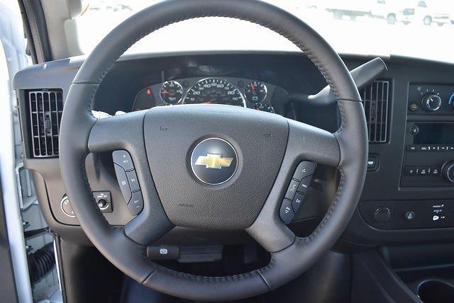 2021 Chevrolet Express 2500 4x2, Masterack General Service Upfitted Cargo Van #M21482 - photo 17