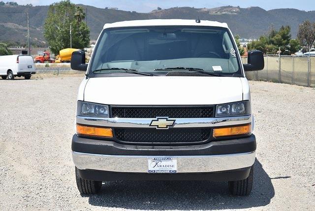 2021 Chevrolet Express 2500 4x2, Masterack General Service Upfitted Cargo Van #M21482 - photo 3