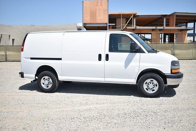 2021 Chevrolet Express 2500 4x2, Masterack General Service Upfitted Cargo Van #M21482 - photo 9