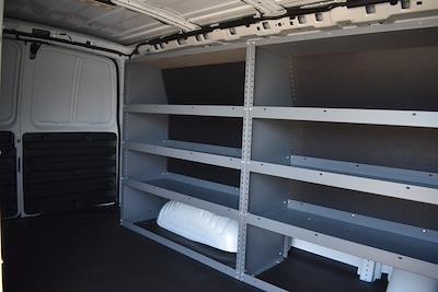 2021 Chevrolet Express 2500 4x2, Masterack General Service Upfitted Cargo Van #M21482 - photo 13