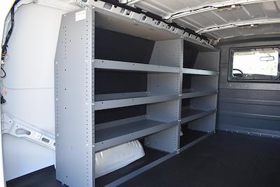 2021 Chevrolet Express 2500 4x2, Masterack General Service Upfitted Cargo Van #M21482 - photo 14