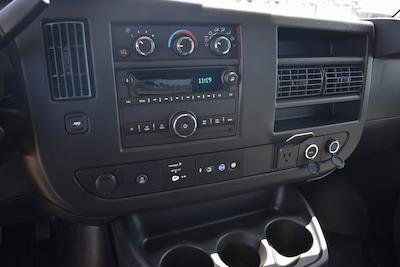 2021 Chevrolet Express 2500 4x2, Masterack General Service Upfitted Cargo Van #M21482 - photo 18