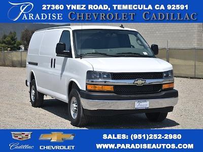 2021 Chevrolet Express 2500 4x2, Masterack General Service Upfitted Cargo Van #M21482 - photo 1