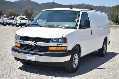 2021 Chevrolet Express 2500 4x2, Masterack General Service Upfitted Cargo Van #M21482 - photo 4
