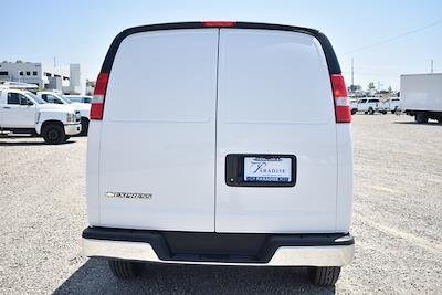 2021 Chevrolet Express 2500 4x2, Masterack General Service Upfitted Cargo Van #M21482 - photo 7