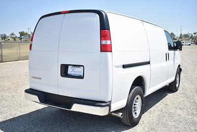 2021 Chevrolet Express 2500 4x2, Masterack General Service Upfitted Cargo Van #M21482 - photo 8