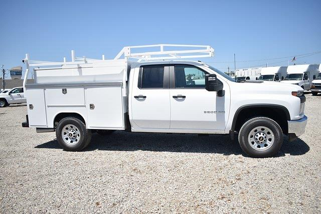 2021 Chevrolet Silverado 3500 Double Cab 4x4, Harbor TradeMaster Utility #M21488 - photo 7