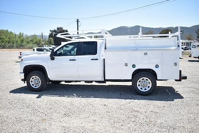 2021 Chevrolet Silverado 3500 Double Cab 4x4, Harbor TradeMaster Utility #M21488 - photo 4