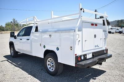 2021 Chevrolet Silverado 3500 Double Cab 4x4, Harbor TradeMaster Utility #M21488 - photo 5