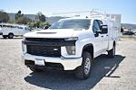 2021 Chevrolet Silverado 3500 Double Cab 4x4, Harbor TradeMaster Utility #M21488 - photo 3