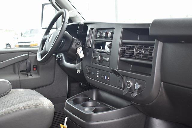 2021 Chevrolet Express 3500 4x2, Supreme Spartan Cargo Straight Box #M21496 - photo 11