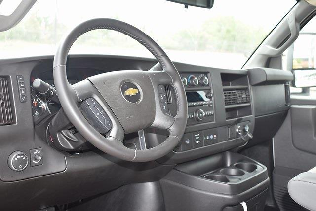 2021 Chevrolet Express 3500 4x2, Supreme Spartan Cargo Straight Box #M21496 - photo 13