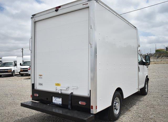 2021 Chevrolet Express 3500 4x2, Supreme Spartan Cargo Straight Box #M21496 - photo 2