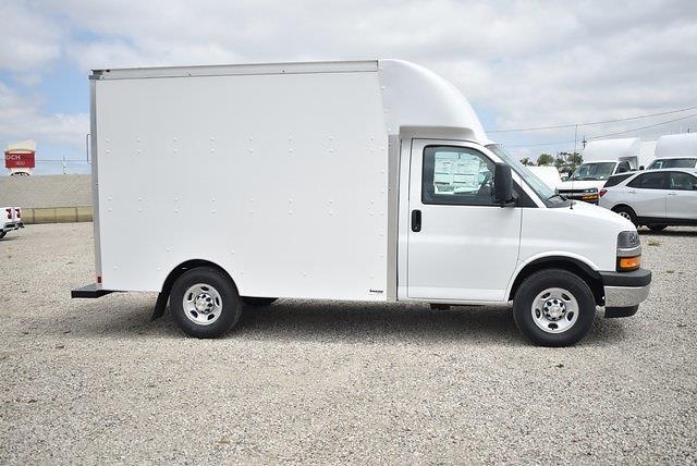 2021 Chevrolet Express 3500 4x2, Supreme Spartan Cargo Straight Box #M21496 - photo 8