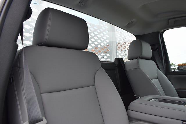 2021 Chevrolet Silverado 4500 Regular Cab DRW 4x2, Scelzi Flat/Stake Bed #M21499 - photo 10