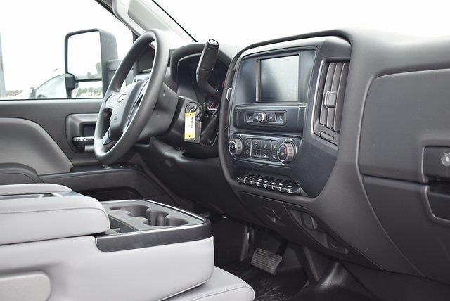 2021 Chevrolet Silverado 4500 Regular Cab DRW 4x2, Scelzi Flat/Stake Bed #M21499 - photo 9